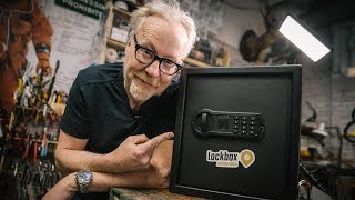 Adam Savage Opens His 2019 Reddit Secret Santa Gift!