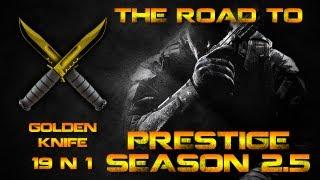 RTP: Golden Knife - CoD: Ghosts?, The Return of TMT! -  Black Ops II - 19 n 1 Knife Only TDM