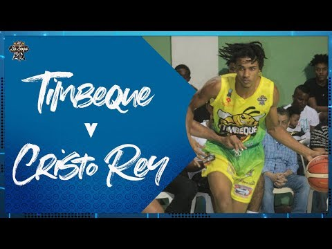 TIMBEQUE Vs CRISTO REY | 26.11.19 | SERIE REGULAR | #SOGABALONCESTO