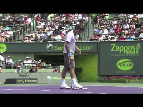 Thumbnail: Top tennis angry moments of 2009