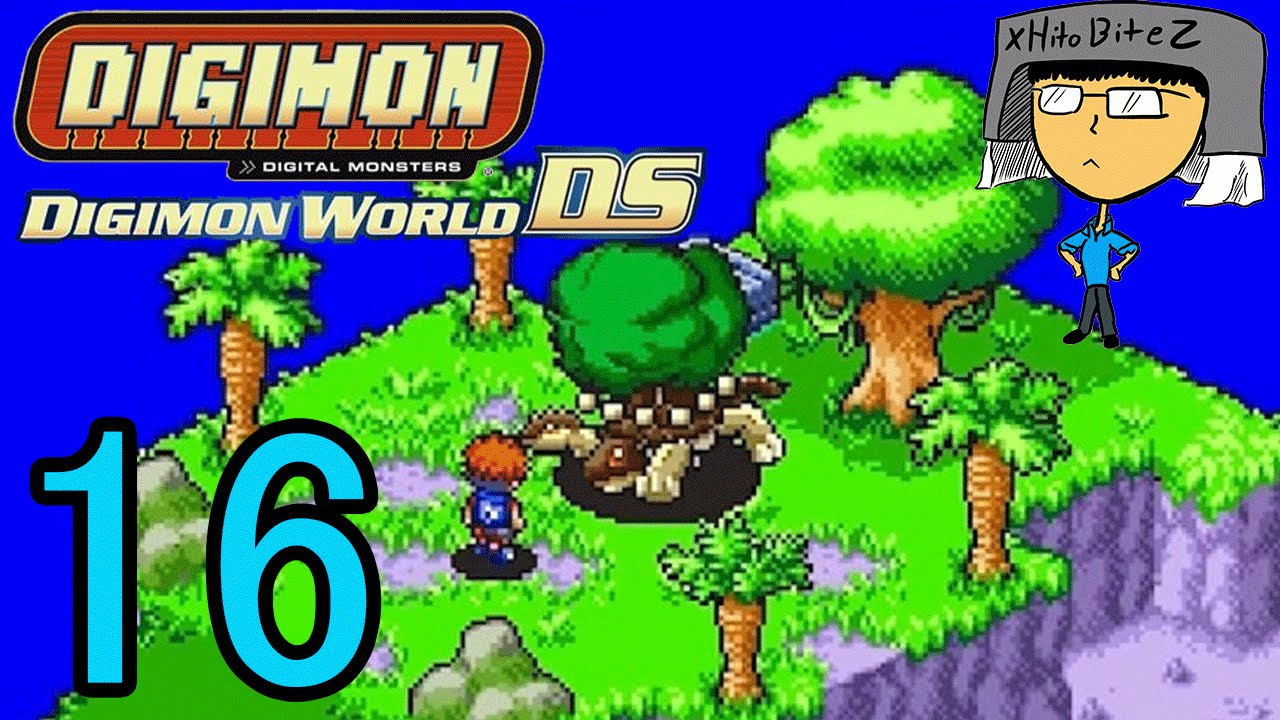 Digimon World DS - Episode 16