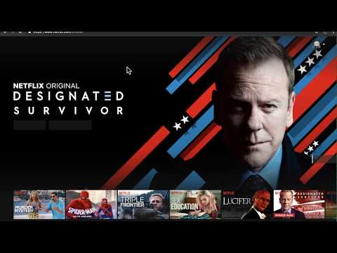 Cara  Nonton Netflix Di Jaringan Indihome 100% Working
