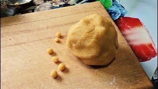 Тесто для рыбалки из гороха на карася Уловистый рецепт