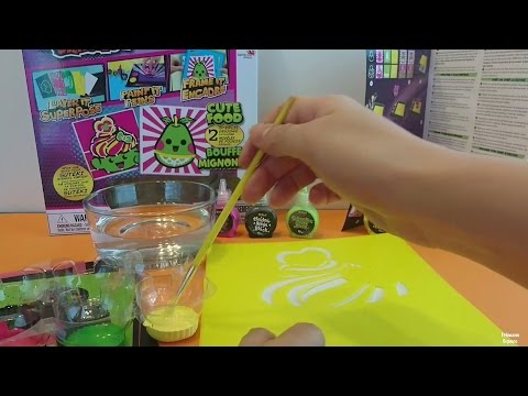 Suteki Stencils Unboxing | Create Your Own Layered Yummy Sundae Artwork (part 1)