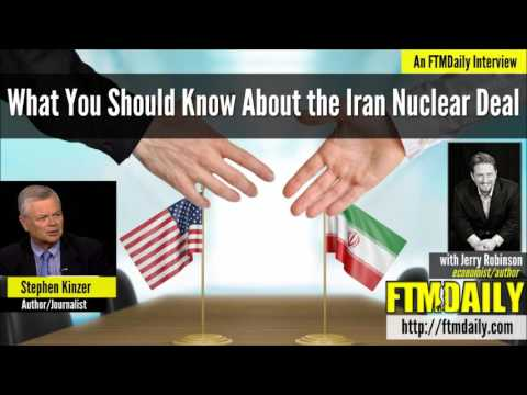 The Iran Nuclear Deal: What You Should Know w/ Stephen Kinzer