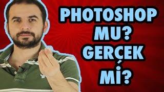 Bu Fotoğraf Photoshop mu Gerçek mi? - Yarışmacı Sizsiniz!