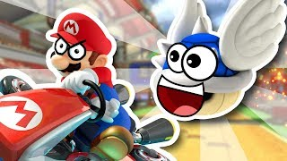 BETRUG - Mario Kart 8 Funny Moments [ Lustige Momente | online | Deutsch | German ]