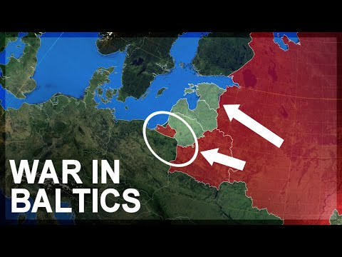 What if Russia invaded the Baltics?