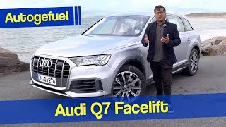 2020 Audi Q7 REVIEW - all u need to know - Autogefuel