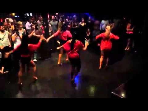 Ladies Mambo Shine at Timbalero from Melbourne Dance Hub