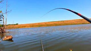 Риболовля на поплавкову вудку