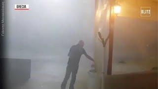 Il maltempo si abbatte sulla Grecia: morti e feriti tra i turisti