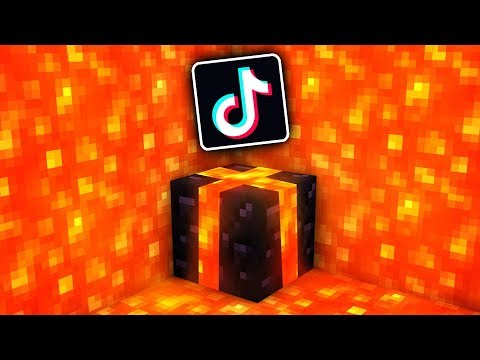 I Tested 10 MORE VIRAL TikTok MINECRAFT HACKS To See If They Work