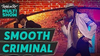 Smooth Criminal | Rodrigo Teaser (Michael Jackson Cover) | Rock In Rio 2017
