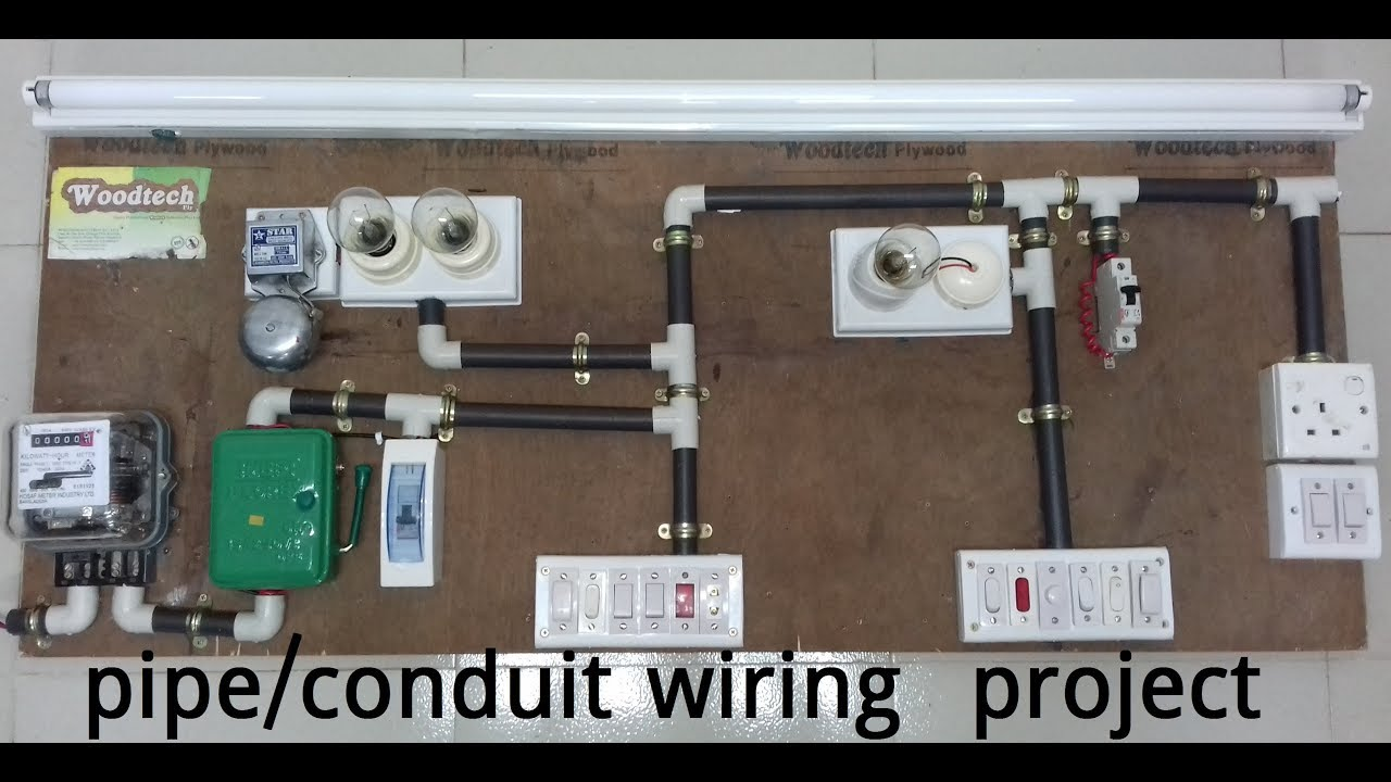 house wiring project wiring diagram used house wiring project physics house wiring project [ 1280 x 720 Pixel ]