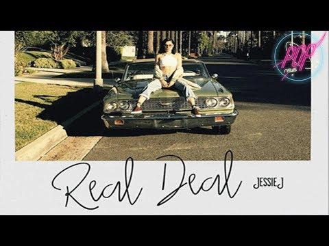 Jessie J anuncia Real Deal