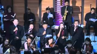 Malam Madah dan Sabda 2 Triangle Orchestra GKI Guntur Bandung
