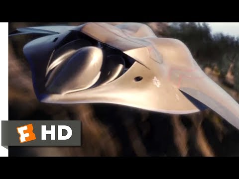 Stealth 2005   Collateral Damage Scene 5/10 | Movieclips