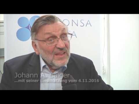 Johann A. Saiger ueber Gold und Langfrist-Zyklen