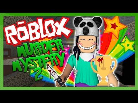 Roblox Murder – SÓ TEVE VITÓRIAS NESSE VÍDEO (Murder Mystery 2)