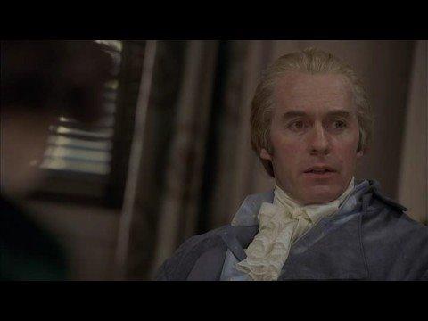 HBO John Adams - Alexander Hamilton takes Jefferson to school