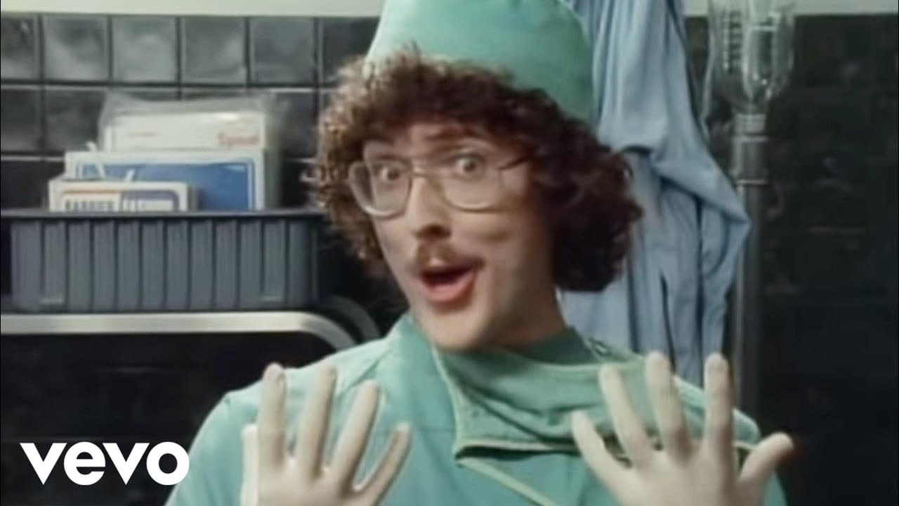 """weird Al"" Yankovic  Like A Surgeon  Youtube"