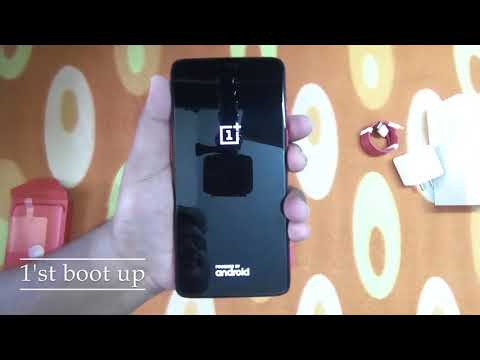 OnePlus 6 RED Quick Unboxing    Best Phone Of 2018