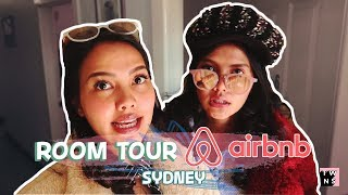Gambar cover ROOM TOUR AIRBNB DI SYDNEY, 500 RIBU PER MALAM | Valerie & Veronika Twins