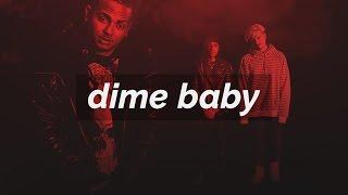 Dime Baby - Beat Trap Estilo Ozuna, J balvin, Arcangel - Wuayio The Producer