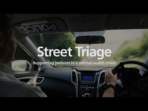 Street Triage in West Sussex