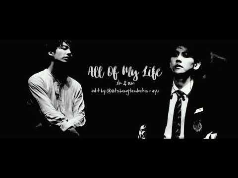 Jungkook X Baekhyun — All Of My Life Cover [Ayu]