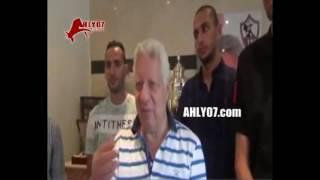 مرتضى منصور ينقلب على فاروق جعفر من جديد ويفتح النار انت واخد  3 سنين سجن