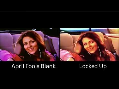 Victorious Opening - April Fools Blank & Locked Up