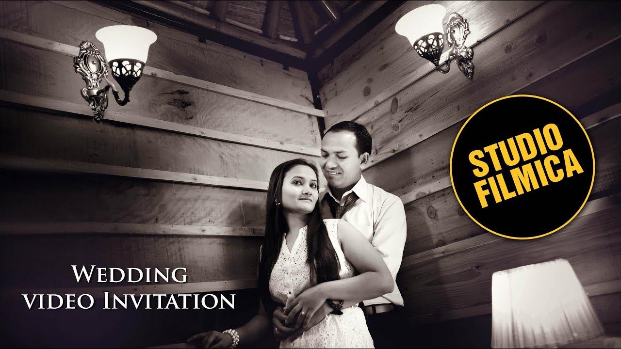 Wedding invitation video arti surjan studio filmica wedding invitation video arti surjan studio filmica uttrakhand india stopboris Images