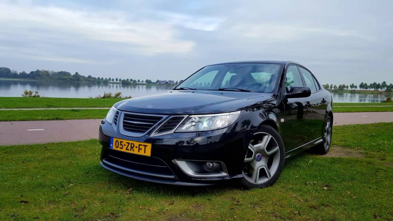 saab 9 3 turbox the look sound and acceleration youtube. Black Bedroom Furniture Sets. Home Design Ideas