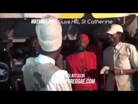 SIZZLA  - ISSUES WITH DANCEHALL