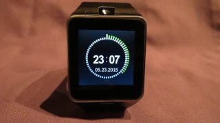 GV18 Aplus Smart Watch (Unboxing)
