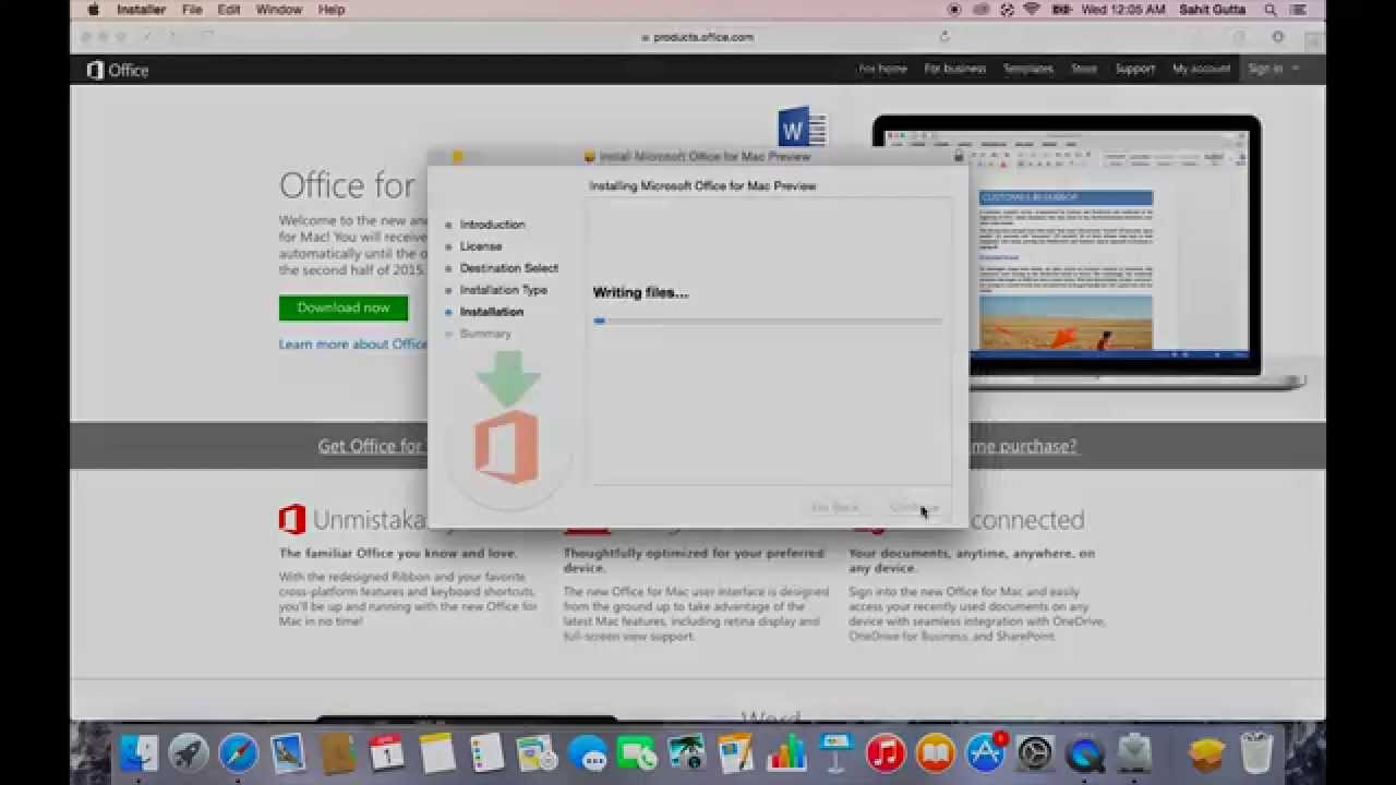How Do I Download Microsoft Office For Mac