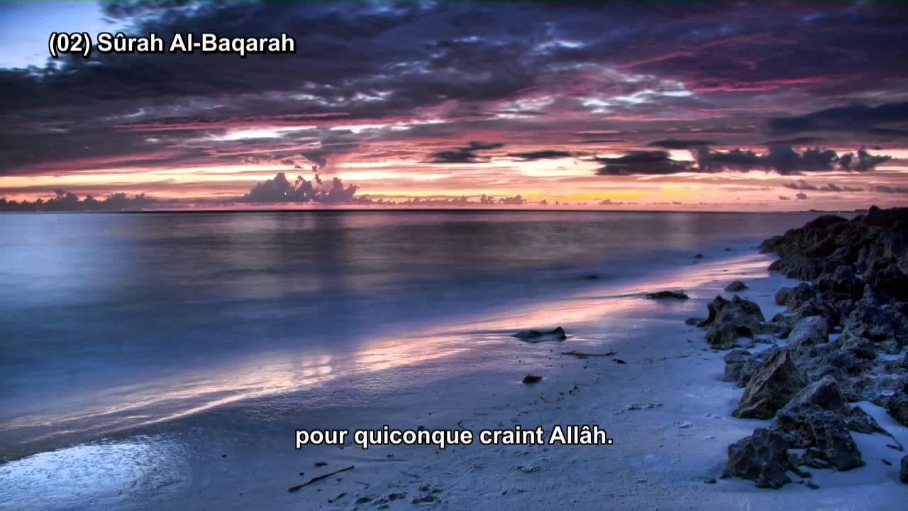 Download (02) Sourate Al-Baqarah - Nasir Al-Qatami (Sous-titres)