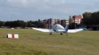 Jodel D-140C Mousquetaire III Start Wyk auf Föhr