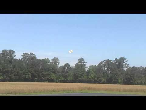 Python flight T.E.F.A.'s King Field