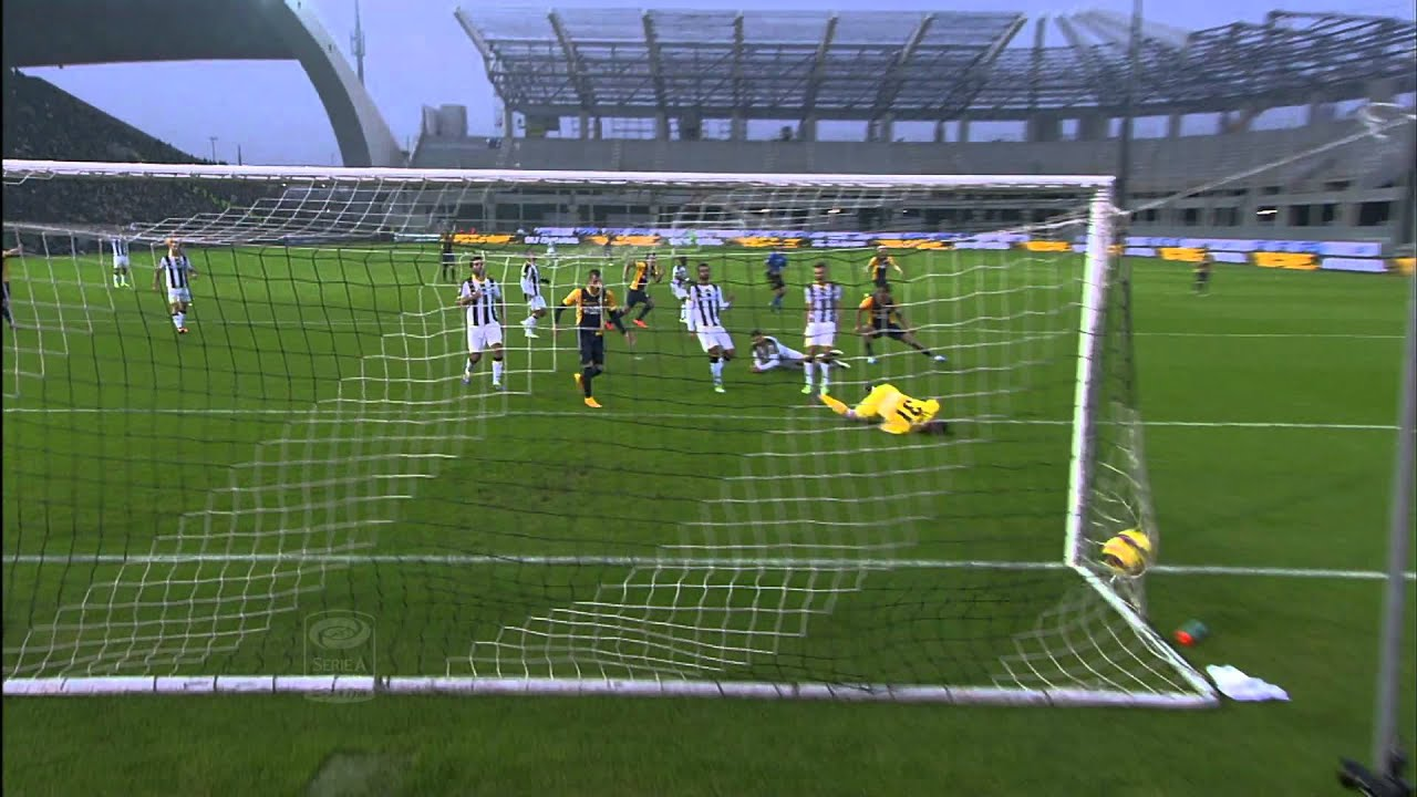 Udinese Hellas Verona 1 2 Highlights Giornata 15