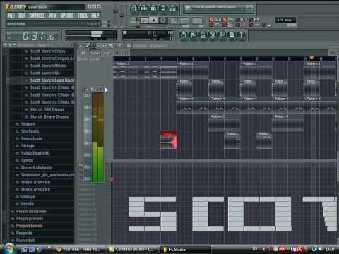 Fat Joe - Lean Back(Prod By Scott Storch) REMAKE FL STUDIO 8 XXL