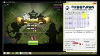#Hack Clash of clans In under 5 mins(100% real Proof Added) 5Million Resources in One Day