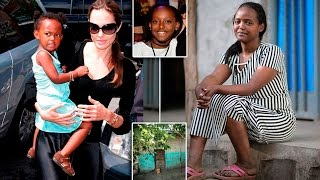 Angelina Jolie's adopted daughter's mum seeks access