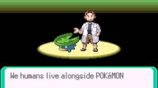 Pokemon Emerald - Pokemon Emerald Nuzlocke Part 1 Short Ep - User video