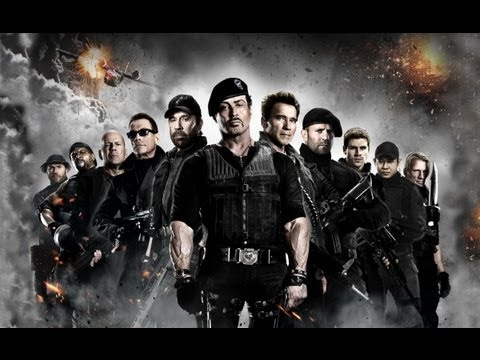 The Expendables 2 - Review