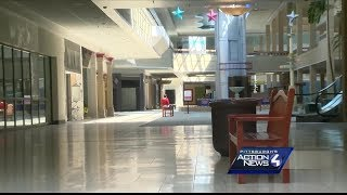 Century III Mall, now almost totally empty, is going up for sheriff's sale