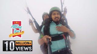 Paragliding in manali || 3500 rupay me jindagi ka full maza || Adventure in Manali