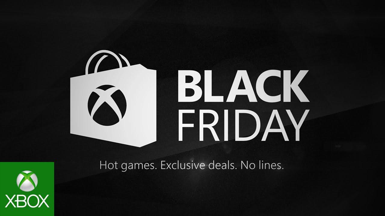 Xbox Store Black Friday Video Youtube